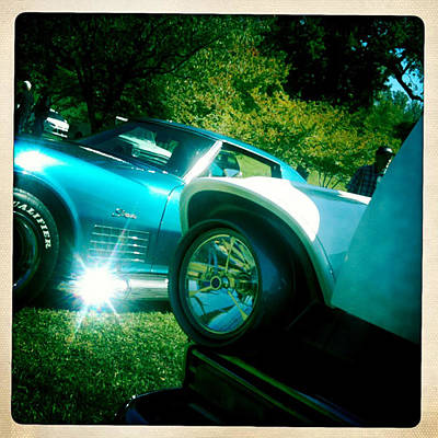 Photograph - Vette by Brian Kirchner