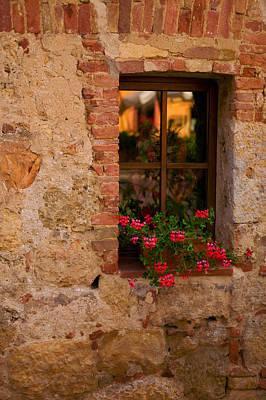 Photograph - Via Di Toscana by John Galbo