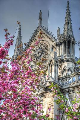 Art Print featuring the photograph Vibrant Cathedral by Jennifer Ancker