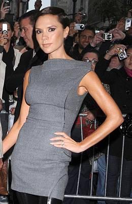Victoria Beckham Wearing Antonio Art Print