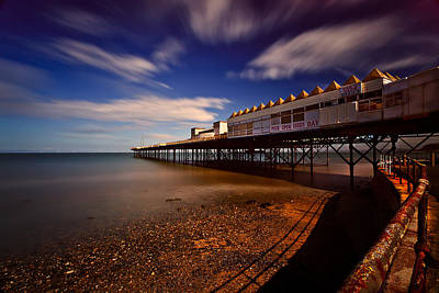Photograph - Victoria Pier by Adrian Evans