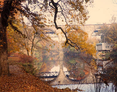 Photograph - Victorian Autumn by Emery Graham