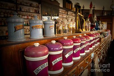 Jar Digital Art - Victorian Chemist by Adrian Evans
