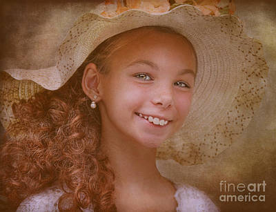 Photograph - Victorian Princess by Pat Abbott
