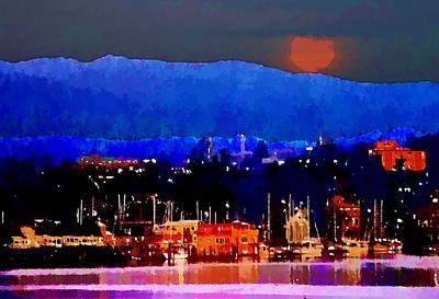 Photograph - Victoria's Bay by Dale Stillman