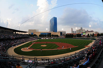 Victory Field Home Of The Indianapolis Indians Art Print