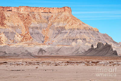 Art Print featuring the photograph View Along Rt 12 In Utah by Bob and Nancy Kendrick