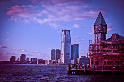 Photograph - View From Battery Park by Theodore Jones