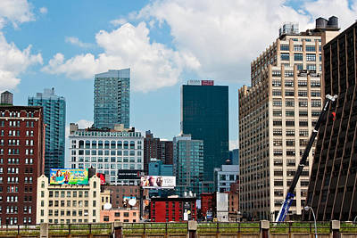 Photograph - View From Highline Park by Ann Murphy