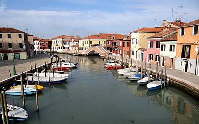 Photograph - View From San Donato Bridge by Keith Stokes