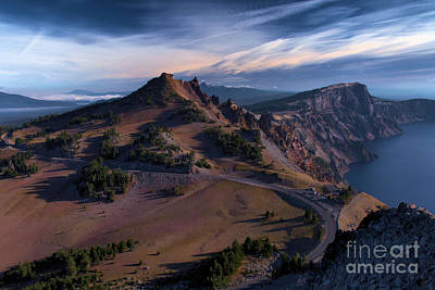 Photograph - View From The Watchman by Adam Jewell