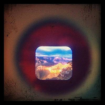 University Photograph - View-master Grand Canyon Yavapal Point by Natasha Marco