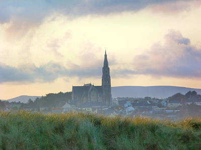 Photograph - View Of Tramore Town. by Debra Collins