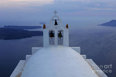 Photograph - View To The Mediterranean Sea by Bob Christopher