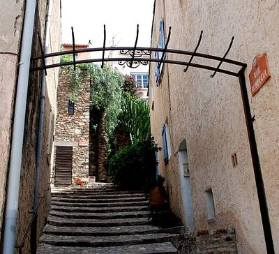Photograph - Village Steps by Dany Lison