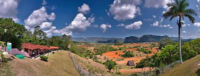 Photograph - Vinales Valley. Pinar Del Rio. Cuba by Juan Carlos Ferro Duque