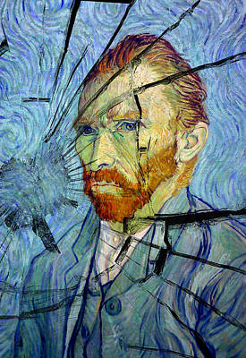 Art Print featuring the photograph Vincent by Rod Jones