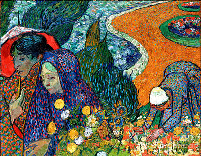 Untitled Painting - Vincent Van Gogh Untitled by Pg Reproductions