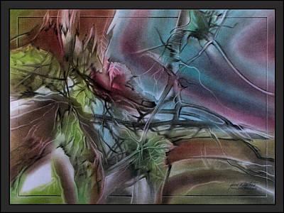 Pastel - Vinescape 2010  by Glenn Bautista