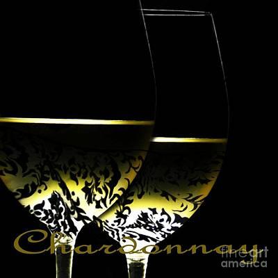 Vino Photograph - Vino Blanco by Jose Luis Reyes