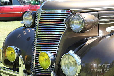 Domestic Cars Photograph - Vintage Chevrolet . 5d16164 by Wingsdomain Art and Photography