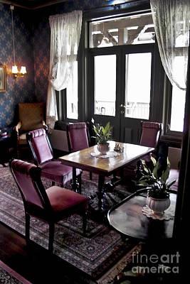 Impressionism Photos - Vintage Interior  by Heiko Koehrer-Wagner