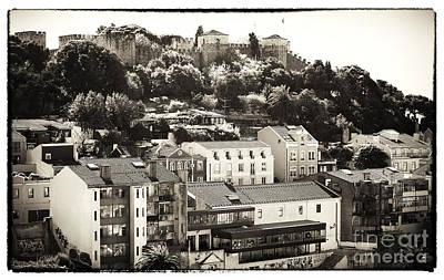 Photograph - Vintage Lisbon by John Rizzuto