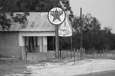 Photograph - Vintage Texaco by Catherine Link