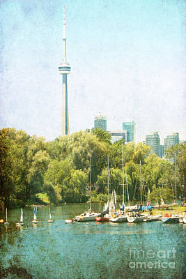 Photograph - Vintage Toronto by Traci Cottingham