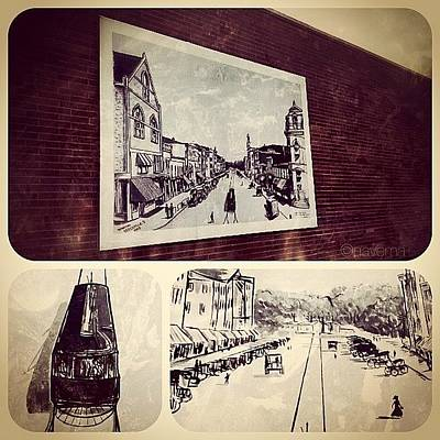 Ohio Photograph - Vintage Turn-of-the-century Greenville by Natasha Marco