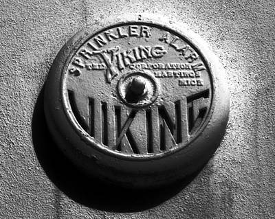 Vinatge Photograph - Vintage Viking by David Lee Thompson