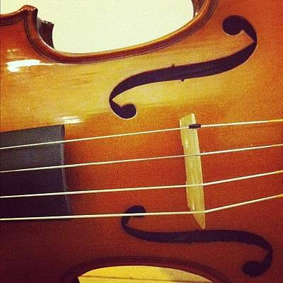 String Instruments Photograph - #viola #instrument # by Jenni Munoz