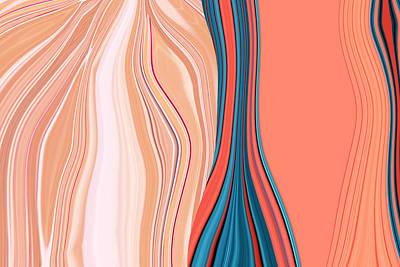 Violaine Art Print by Paul Moss