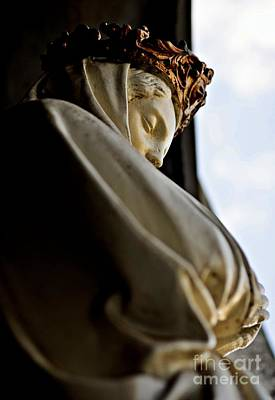 Photograph - Virgin Mary by Dean Harte