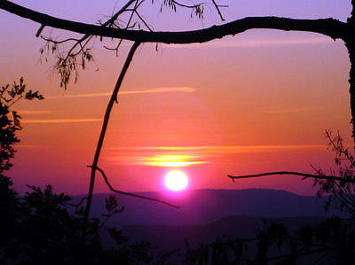 Photograph - Virginia Sunset by Rick Carbonell