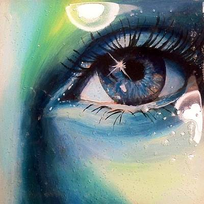 Painting - Vision by Carrie Bennett