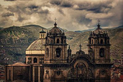 Viva El Peru Art Print by Stuart Deacon