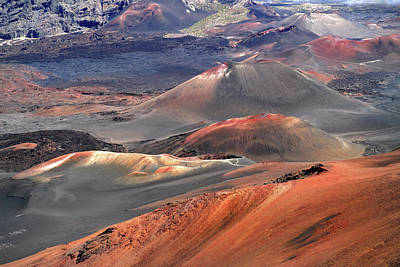 Volcano Masterpiece Art Print by Pierre Leclerc Photography
