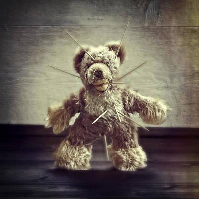 Voodoo Doll Photograph - Voodoo by Joana Kruse