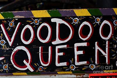 Leda Photograph - Voodoo Queen by Leslie Leda
