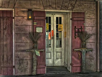 Voodoo Shop Photograph - Voodoo Shop by Merja Waters