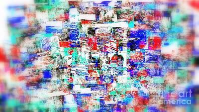Digital Art - Vortex by Pauli Hyvonen