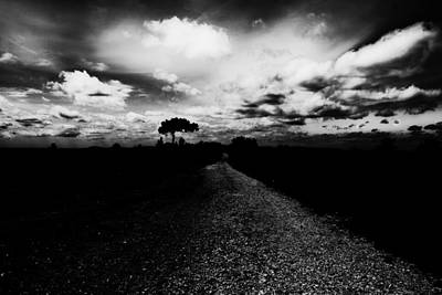 El Amor Photograph - Voyage by Lubos Kavka