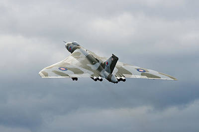 Photograph - Vulcan  by Ian Merton