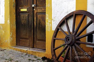 Cartwheel Photograph - Wagon Wheel by Carlos Caetano