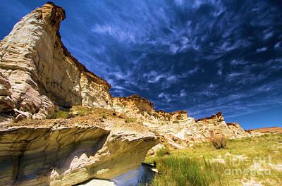Photograph - Wahweap Hoodoo Trail by Adam Jewell