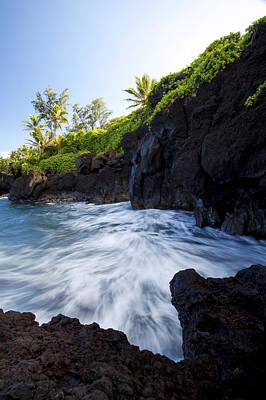 Photograph - Waianapanapa Coastline by Jenna Szerlag