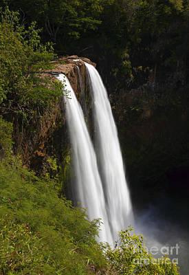 Wailua Falls Original by Mike  Dawson