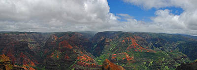 Photograph - Waimea Canyon by Lynn Bauer