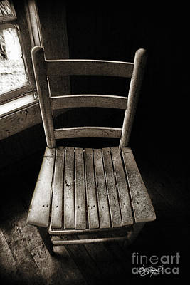 Photograph - Waiting - Artist Cris Hayes by Cris Hayes